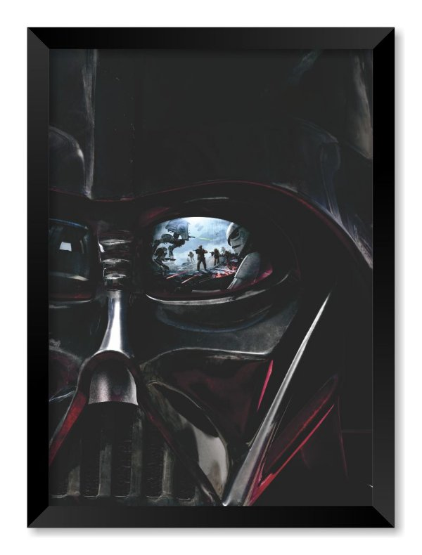 Quadro Star Wars | Darth Vader