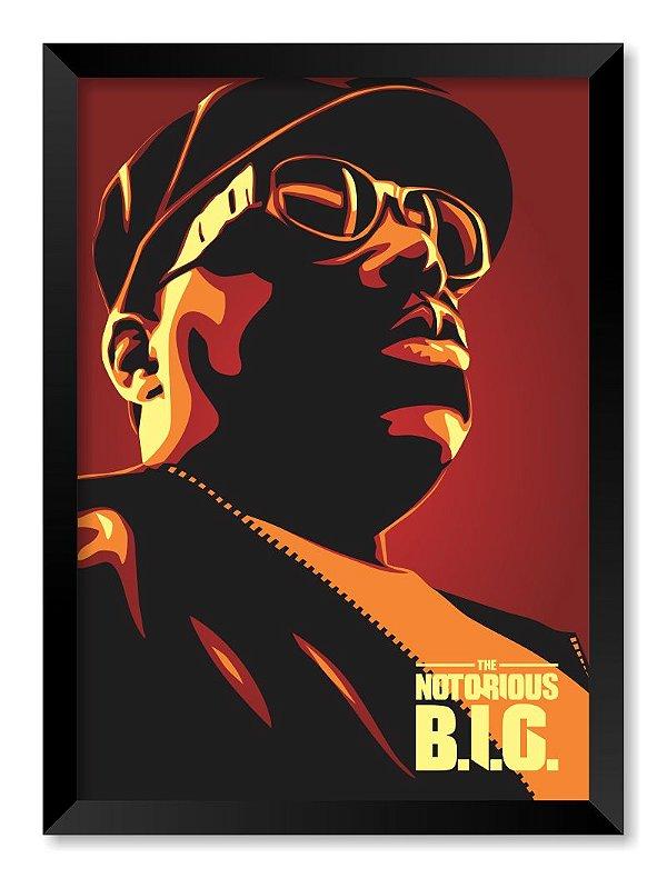 Quadro The Notorious B.I.G.