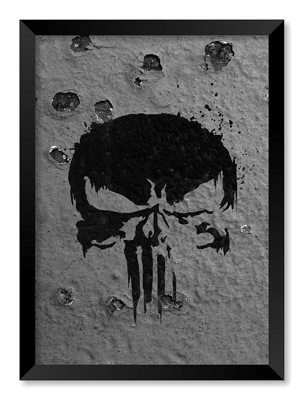 Quadro Justiceiro | Punisher