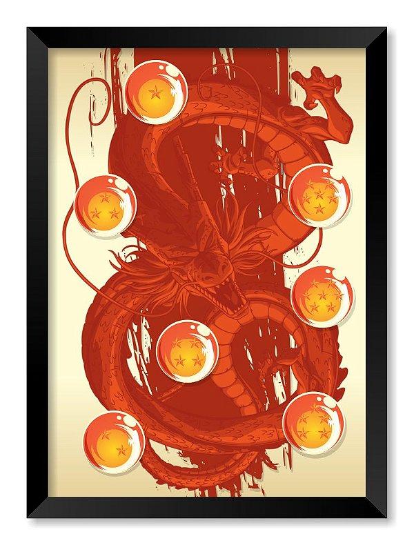 Quadro Dragon Ball