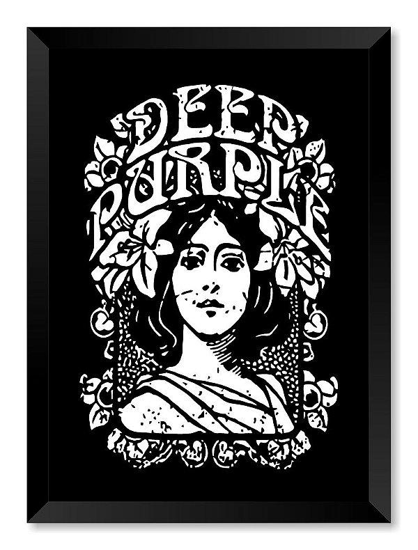 Quadro Deep Purple