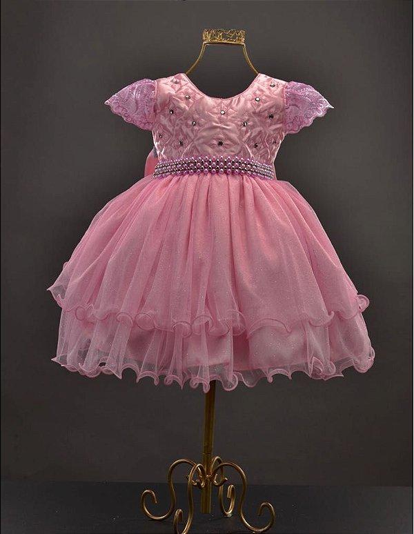 087f62969 Vestido de Princesa, Vestido Para meninas, Vestido de luxo infantil ...