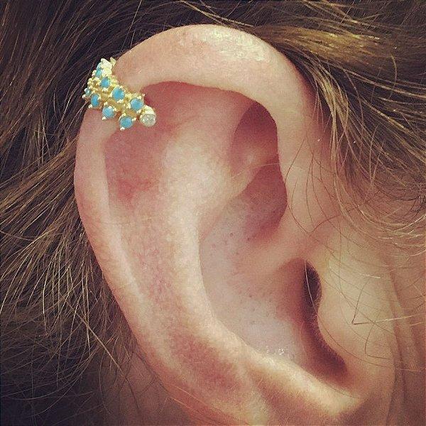 Piercing de cartilagem