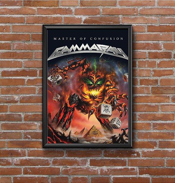 Quadro Gamma Ray