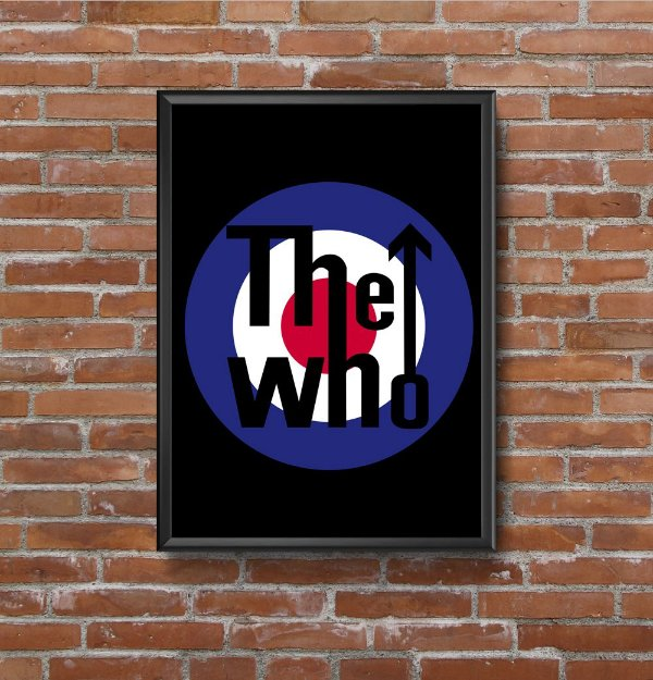 Quadro The Who