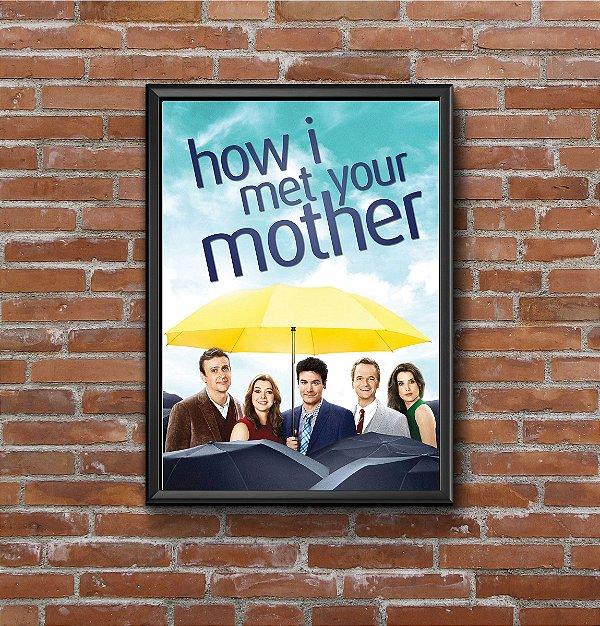 Quadro How Met Your Mother