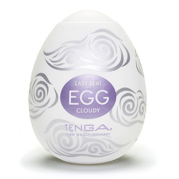 Masturbador Tenga Egg - Cloudy (AE-TEN12)