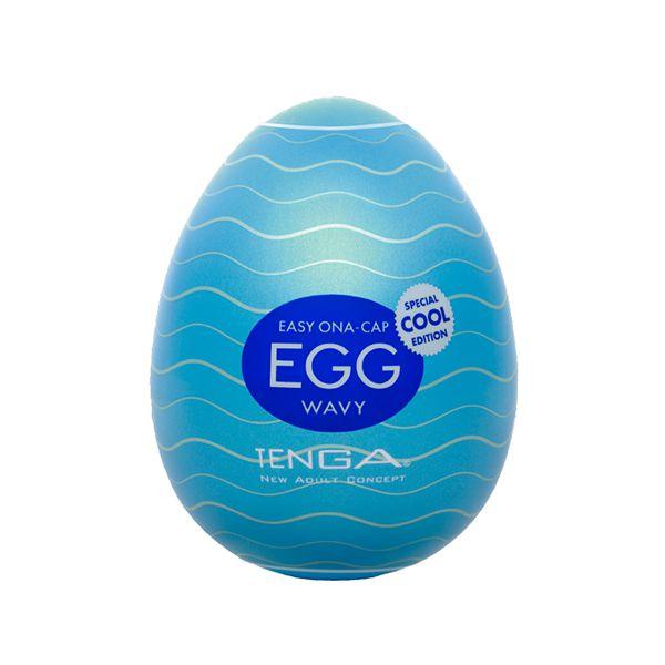 Masturbador Tenga Egg - Cool - Sensação Refrescante (AE-TEN18)