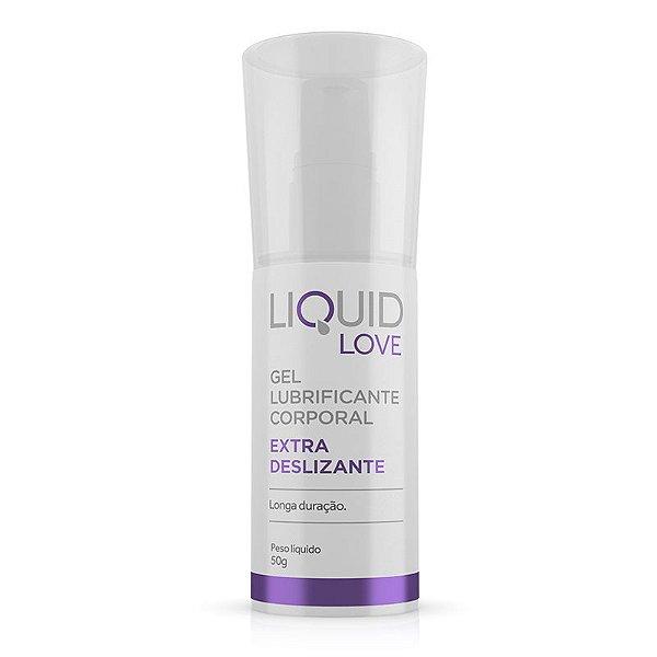 Liquid Love - Extra Deslizante - Gel Lubrificante (AE-CO313)