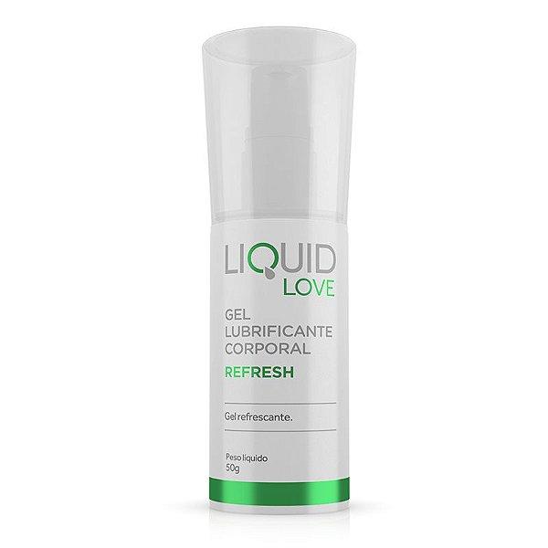 Liquid Love - Refresh - Gel Lubrificante (AE-CO314)