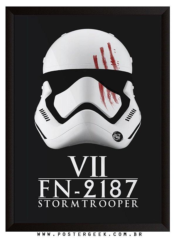 Stormtrooper Finn - Episódio VII