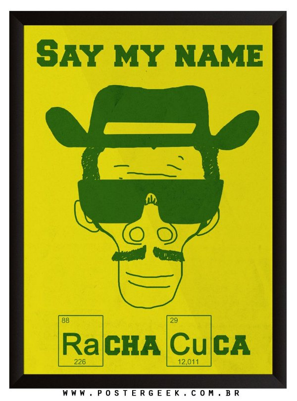 Racha Cuca - Say my name