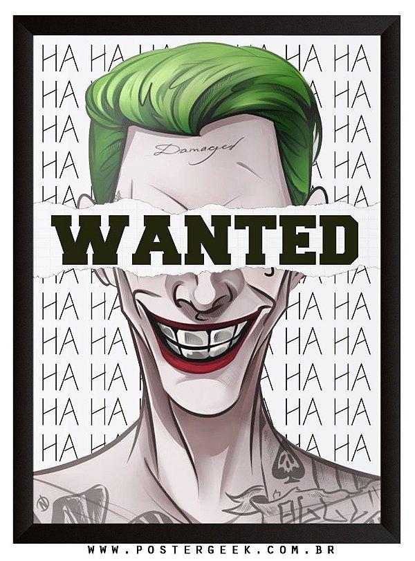 Joker - Wanted