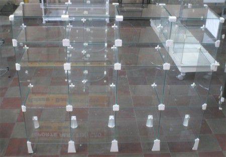 Balcão Vidro Modulado 0,30 X 1,00 X 1,20