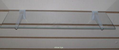 Prateleira painel 20 x 50 vidro