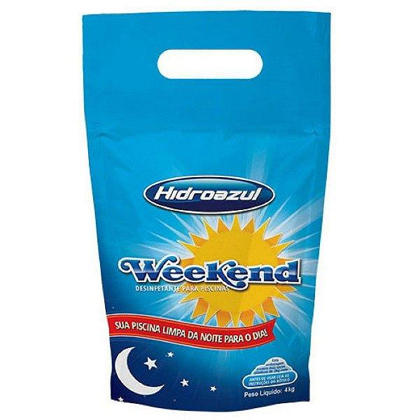 Tratamento Weekend - Hidroazul - 4kg