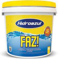 Cloro FAZ! 4 + 1 -  Hidroazul - 10kg