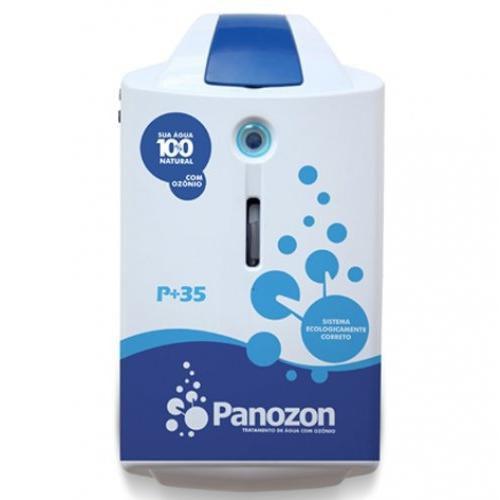 Ozonizador Panozon P35 - Para Piscinas de até 35.000 Litros