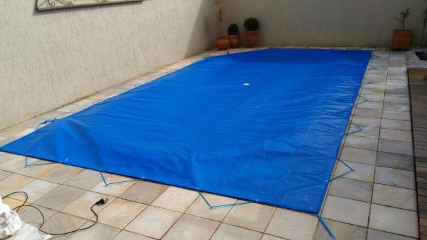Capa de proteção para piscina m²