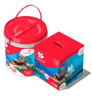 CLORO MULTIAÇÃO 4 EM 1 10kg - MONTREAL (caixa)