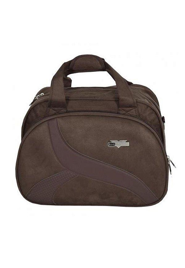 Sacola de Viagem Holly Classic - VSRU52101 - Marrom