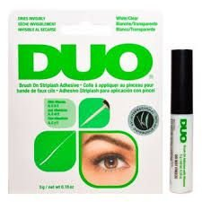 COLA PARA CÍLIOS 5g Brush On Striplash Adhesive - DUO