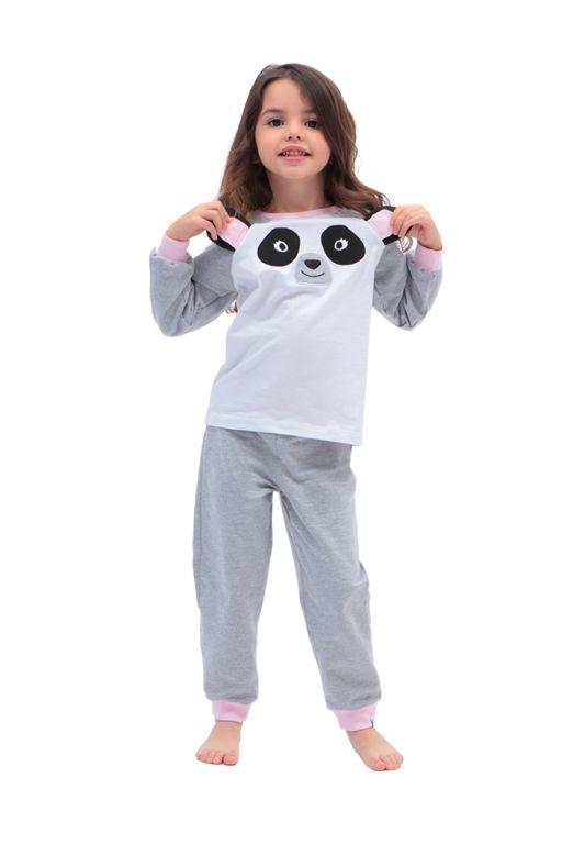 Pijama Panda Gracioso
