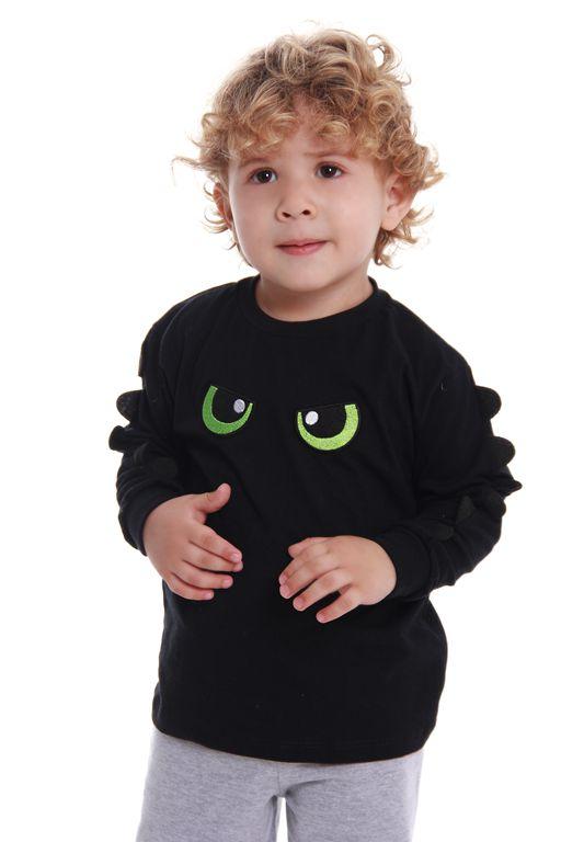 Pijama Dragão Corajoso