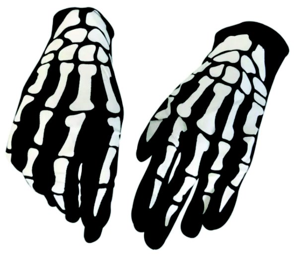 Luvas Esqueleto