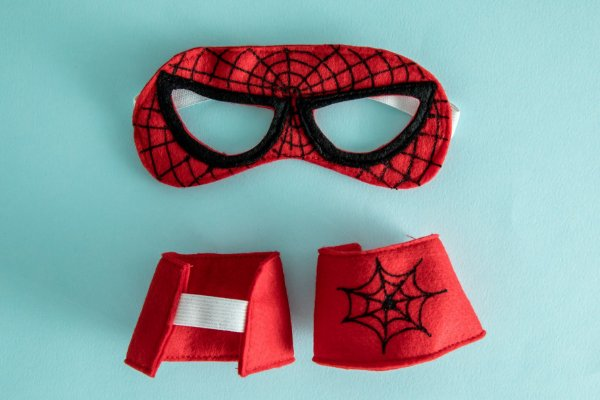 Kit inspirado no Homem Aranha - Acessórios - QUIMERA KIDS