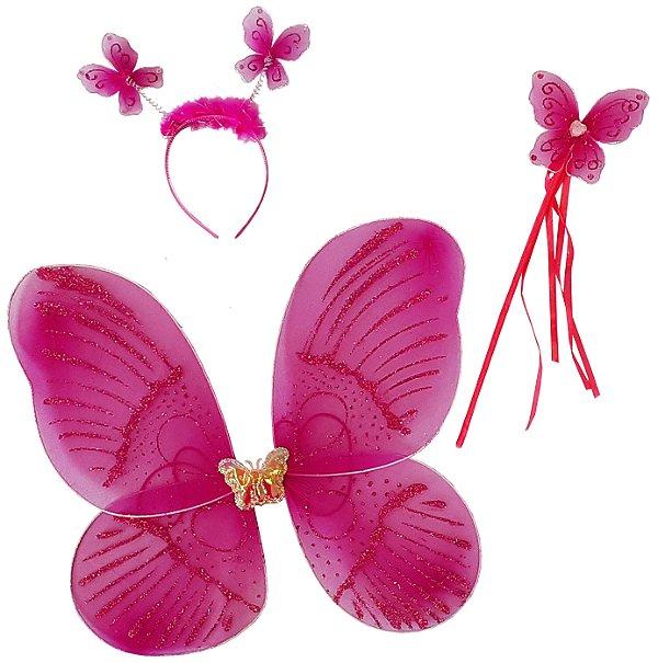 Kit de Fada Pink - Acessórios