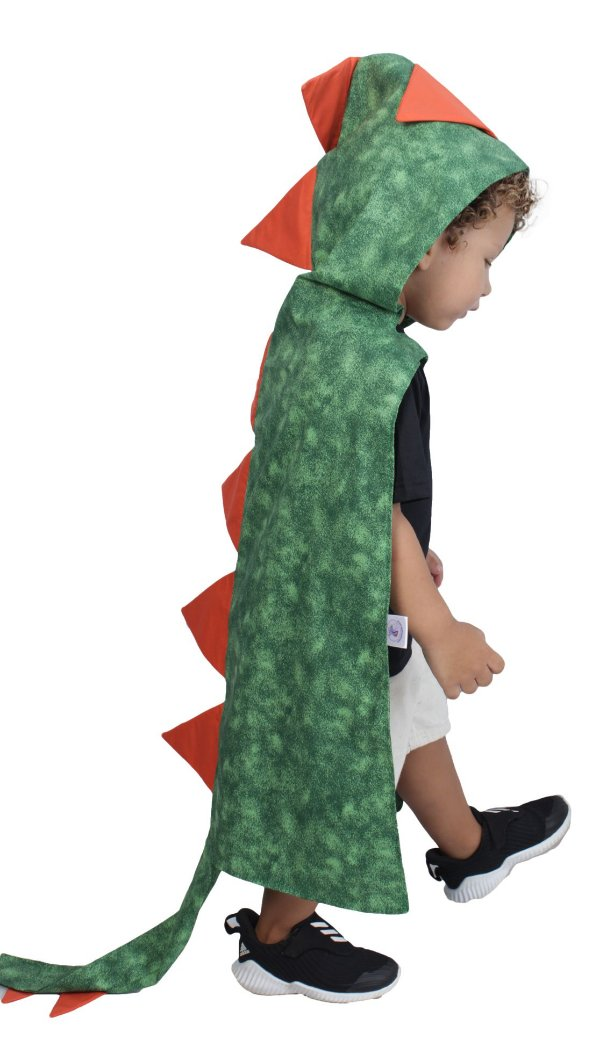 Capa Dinossauro VERDE