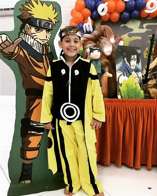Conjunto Naruto Bijju