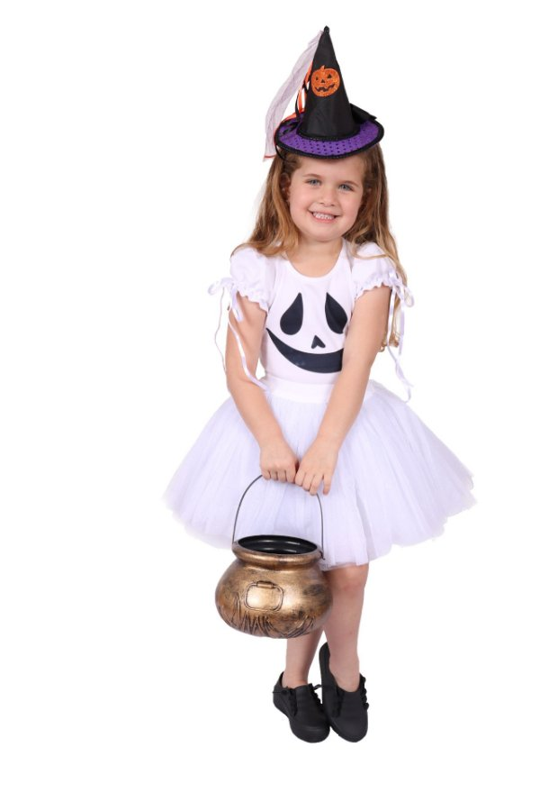 Look de Fantasma - Halloween - QUIMERA KIDS