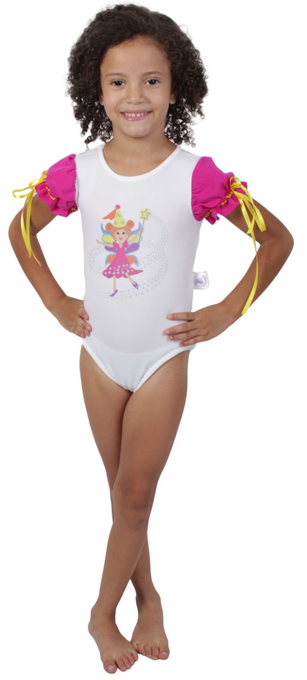 Body de Fada - Quimera Kids