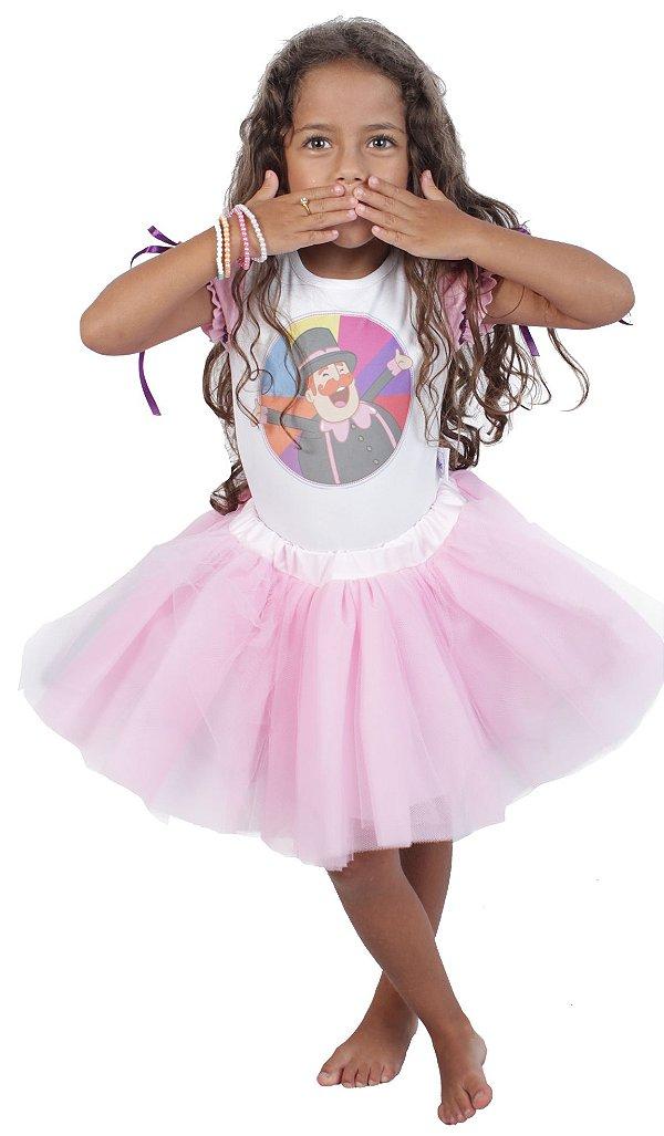 Look inspirado no Mundo de Bita - Quimera Kids