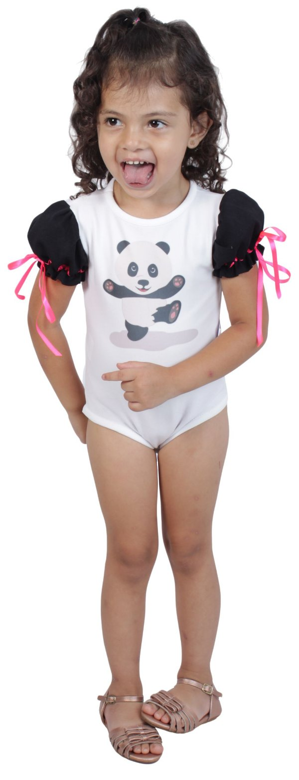 Body de Panda - Quimera Kids