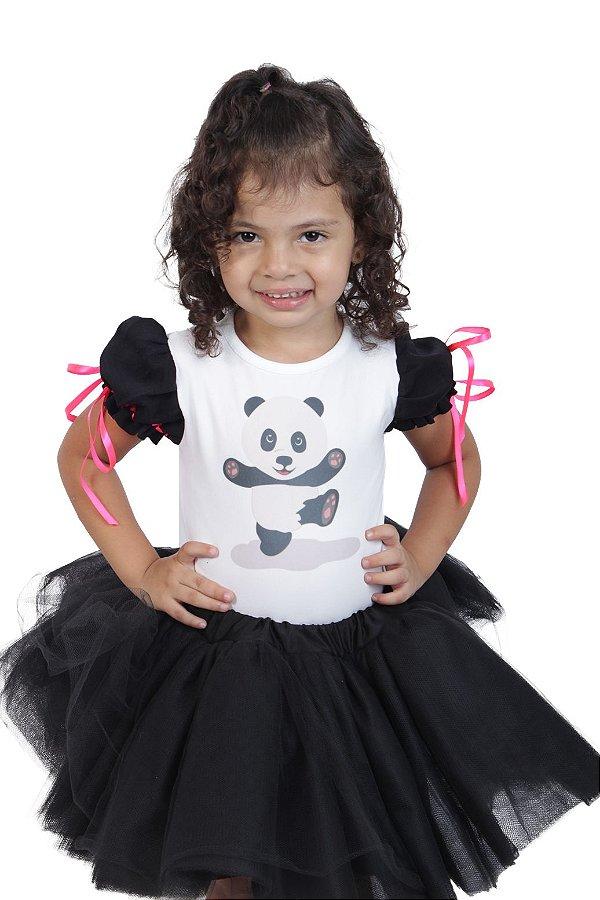 Look de Panda - Quimera Kids