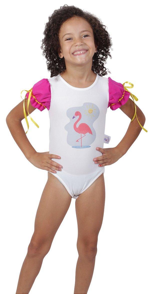 Body de Flamingo - Quimera Kids