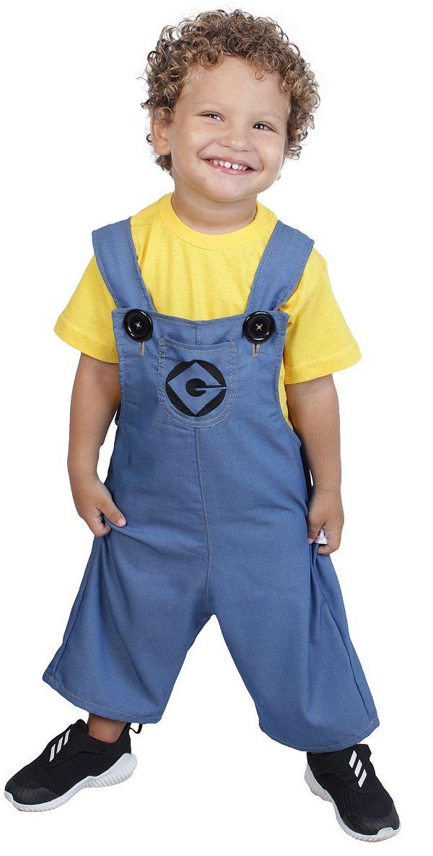 Look inspirado nos Minions - Quimera Kids
