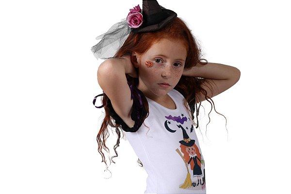 Body de Bruxa Fofinho - Halloween - QUIMERA KIDS