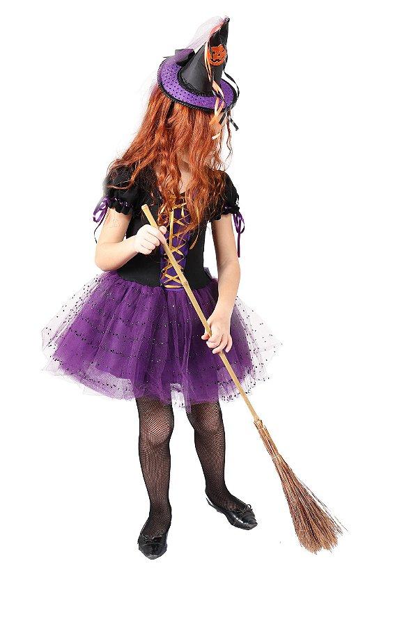 Vestido Bruxa Sapeca