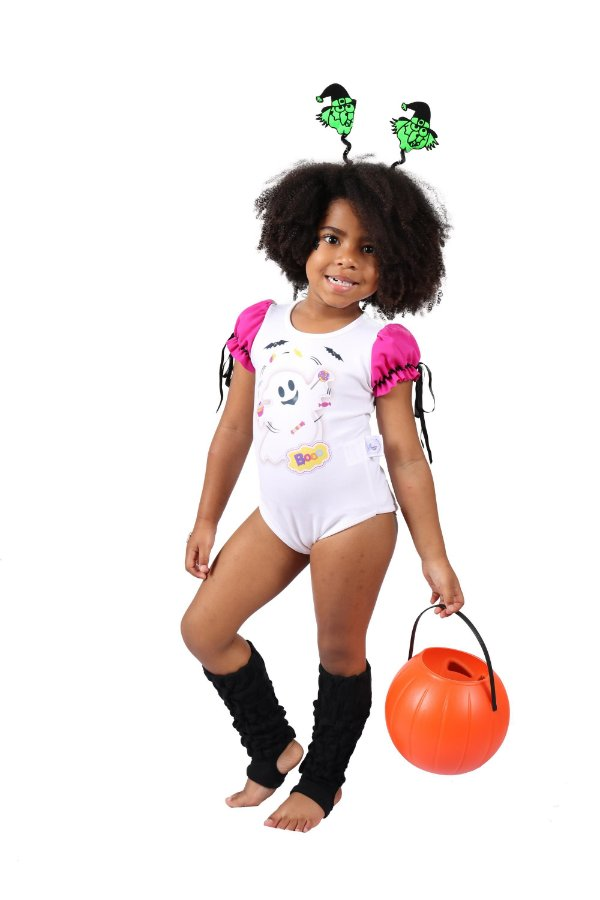 Body de Fantasma Fofinho - Halloween - QUIMERA KIDS