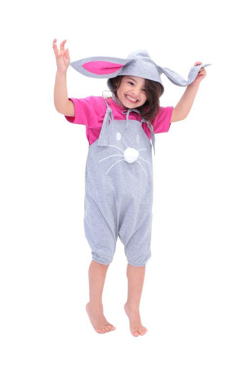 Conjunto Bolinha de Pelo Rosa - jardinheira e camiseta