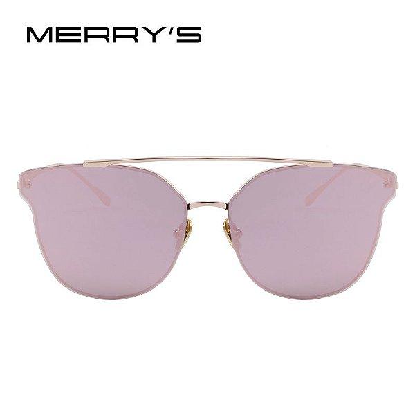 e03ecd3f4 Óculos de sol marca Merry's - shopline barbosa