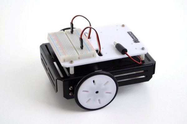 Kit de Robótica, CT100 (sem placa Arduino)
