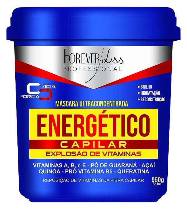 Forever Liss Energético Capilar Máscara Ultra Concentrada 950gr