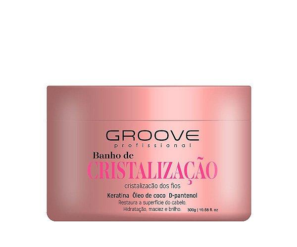 Banho de Cristalização 300g - Groove Professional