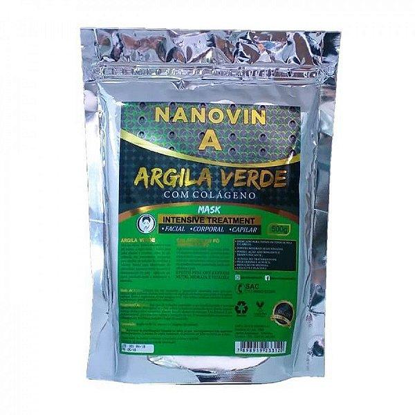 Argila Verde 500g - Nanovin A