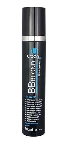Serum BB blond 11 tratamentos em 1 Matizador - Urban Eco